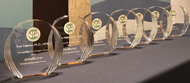 WSPA 2017 Psychologist Awards
