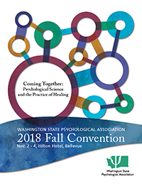 2018 Fall Convention Program Cover