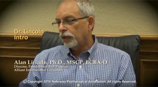 Dr. Alan Lincoln