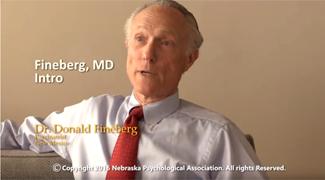 Dr. Donald Fineberg, Psychiatrist