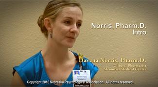 Dr. Davena Norris, Pharamcist
