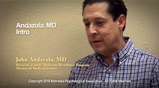 Dr. John Andaloza, Family Physician