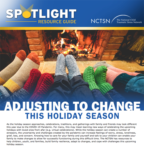 Guide to Adjusting to Change this Holiday Season